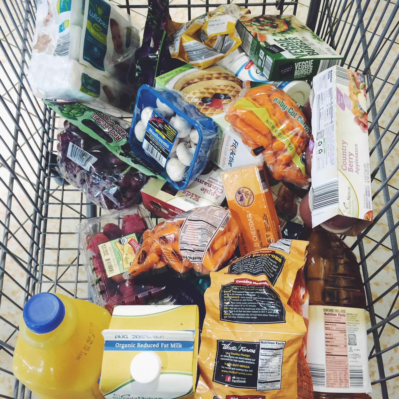 21 day fix aldi shopping list