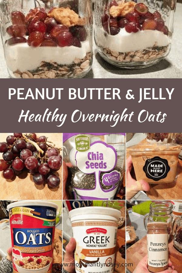 healthy overnight oats recipe