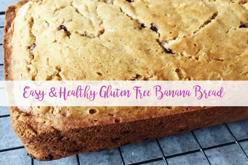 best healthy banana bread recipe