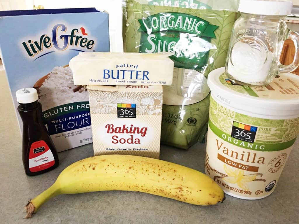 gluten free clean eating baking