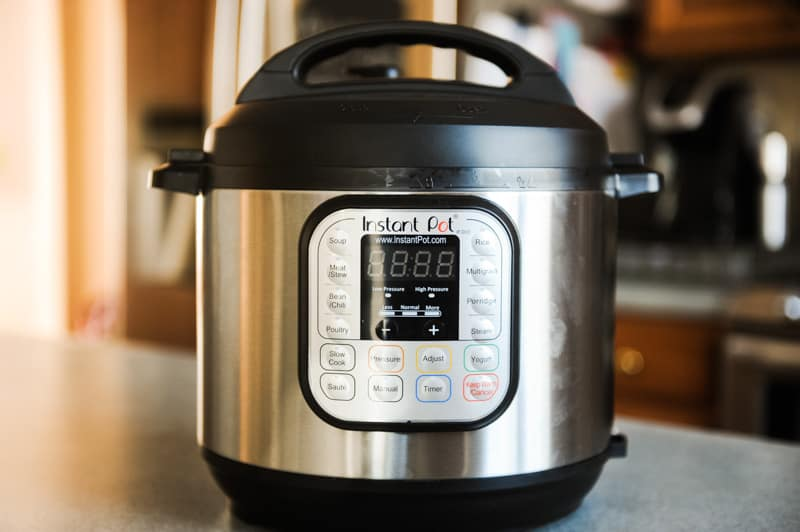 Healthy Instant Pot Buffalo Chicken