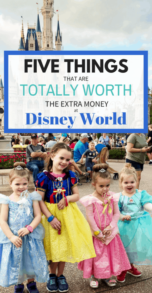 Review of Disney Splurges Worth the Money