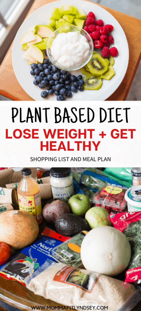 Plant-Based Diet on a budget can be done!  Download your free Plant-Based Diet on a Budget Shopping List.