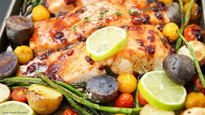 one pan healthy weeknight dinners
