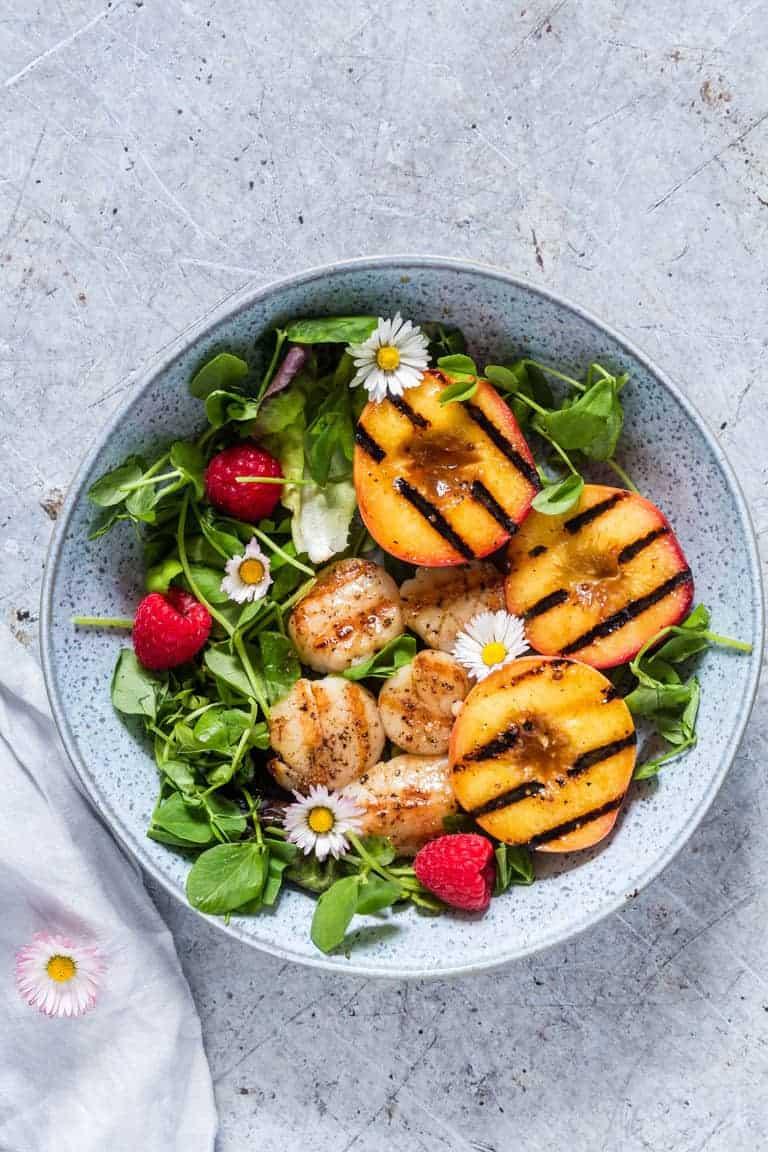 grilled summer salad recipes