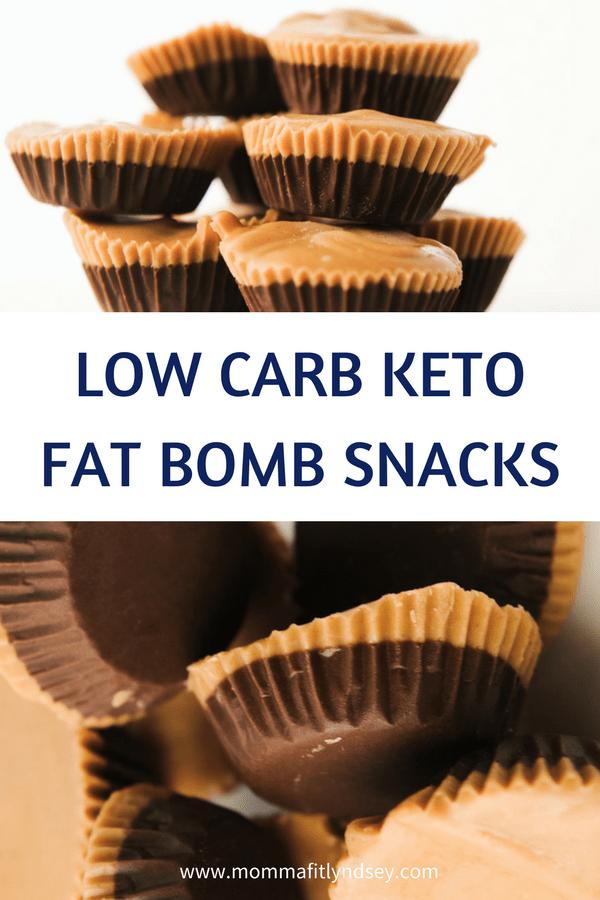 low carb fat bomb recipe