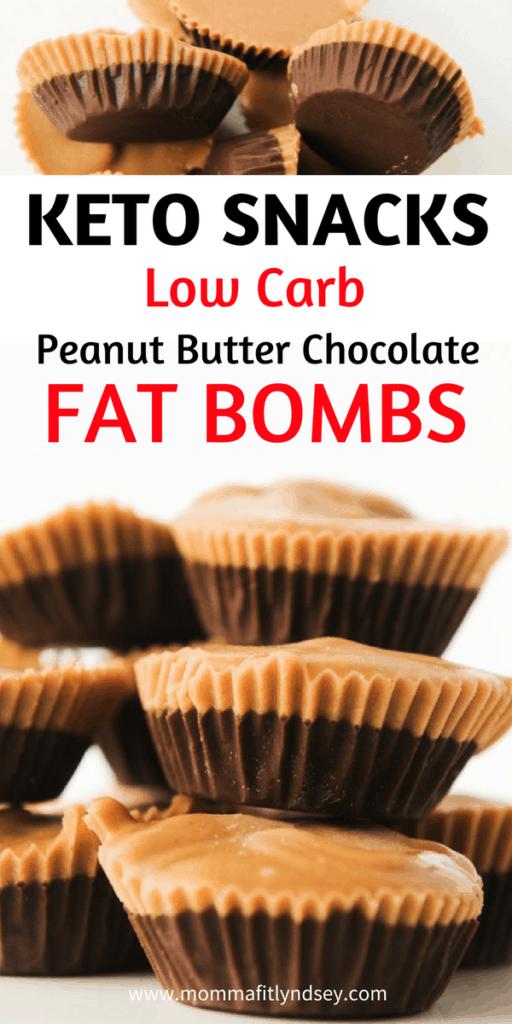 Keto Fat Bomb Recipes for easy keto snacks
