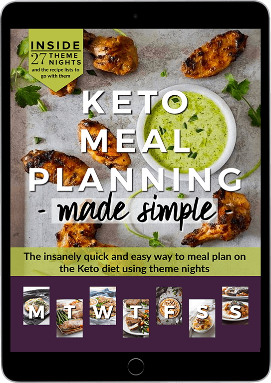 keto meal planning tools for easy keto dinners