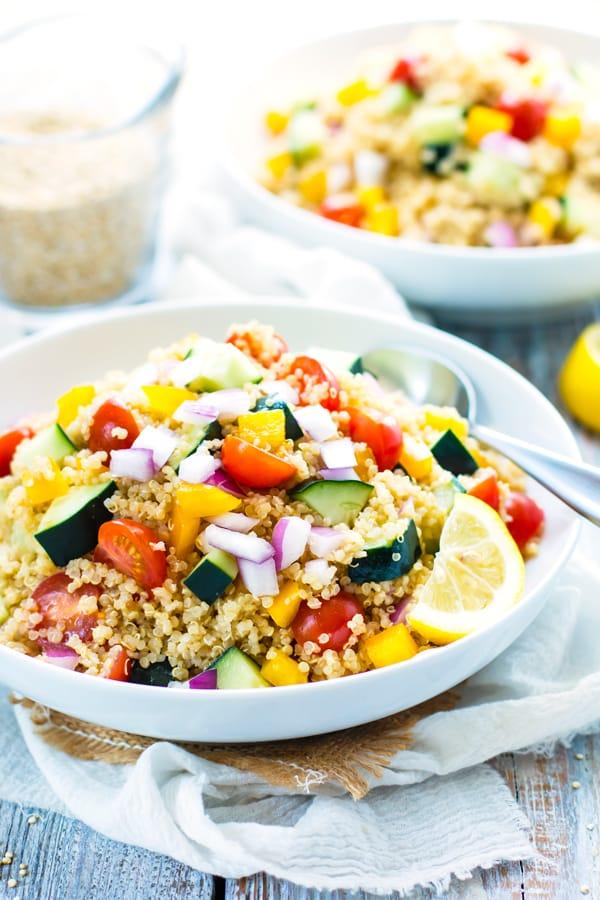 vegetarian summer salad ideas
