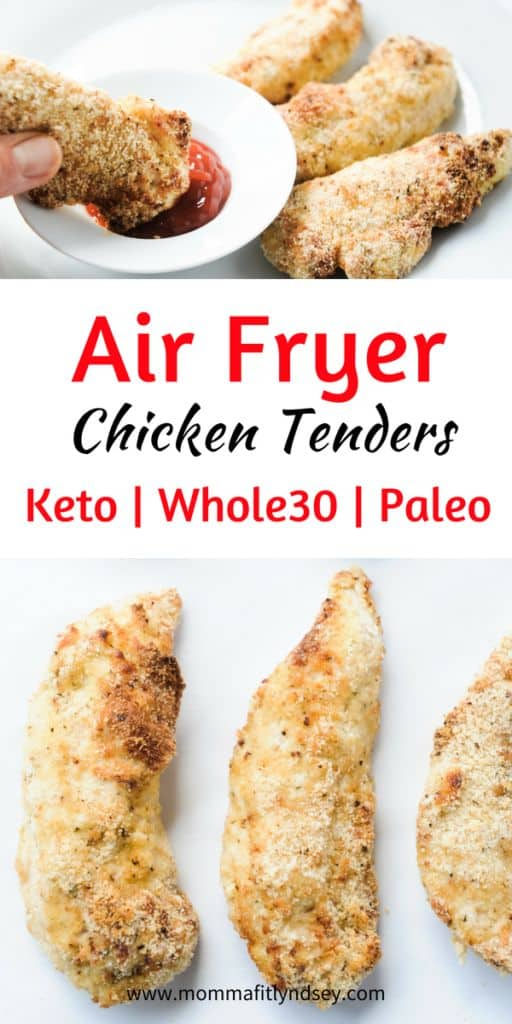 how to make air fryer chicken keto