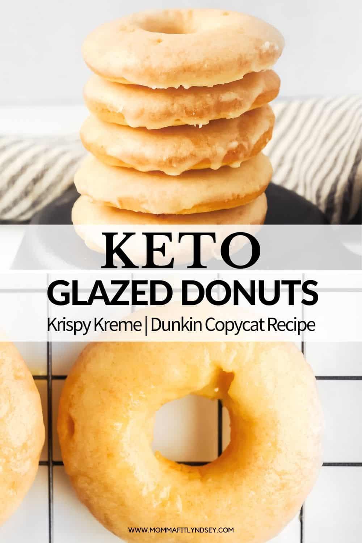 recipe for krispy kreme keto donuts