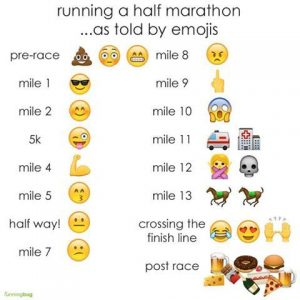 how long is a half marathon