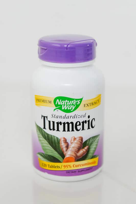 turmeric vitamins for weight loss