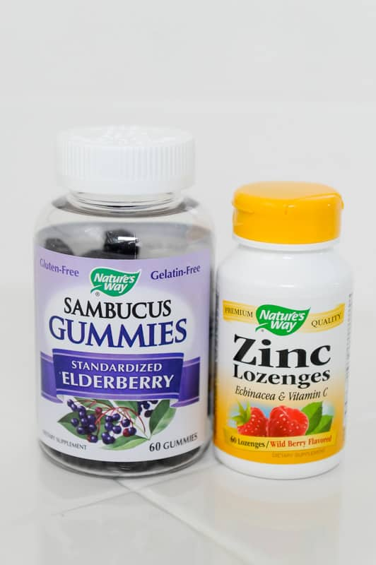 vitamins for immunity