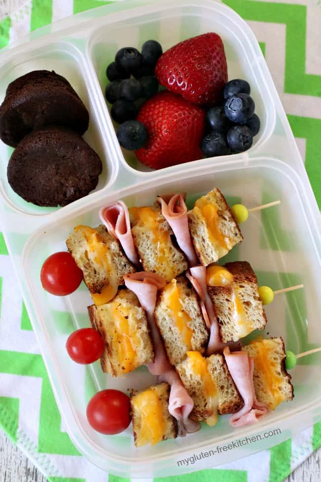 gluten free healthy lunch ideas for kids