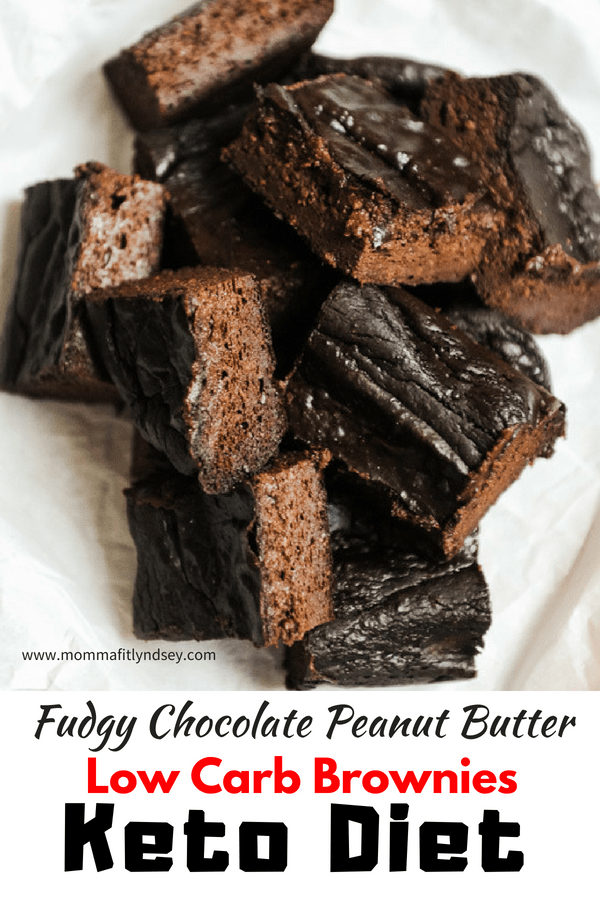 easy healthy low carb brownies