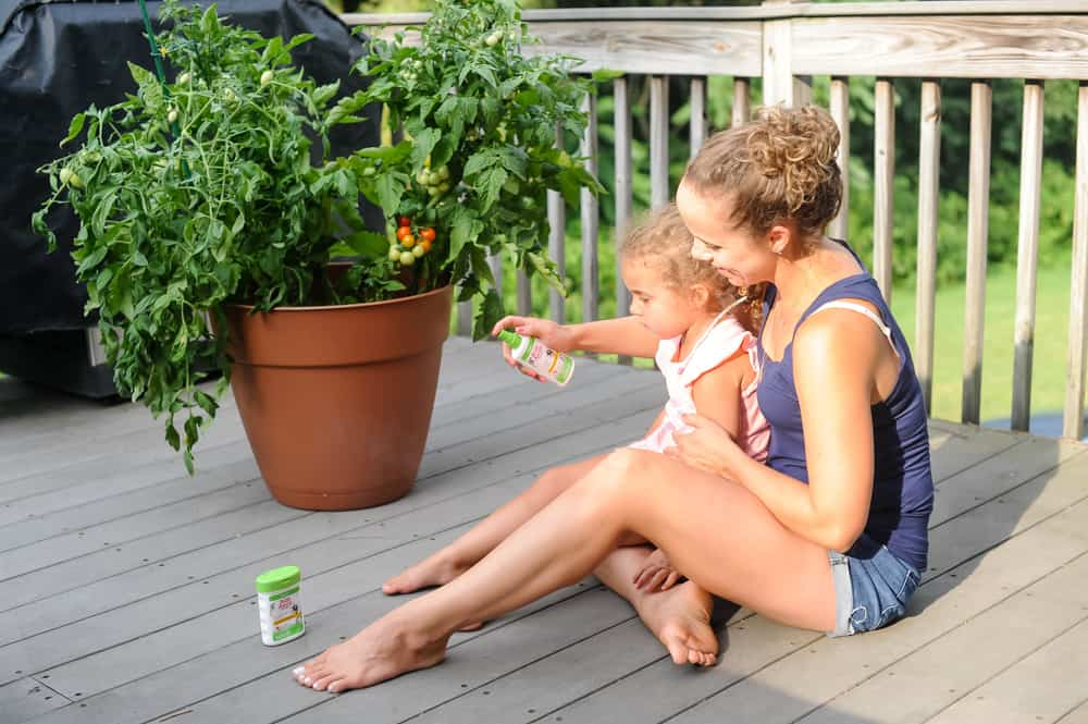 essential oil bug spray to repel bugs naturally