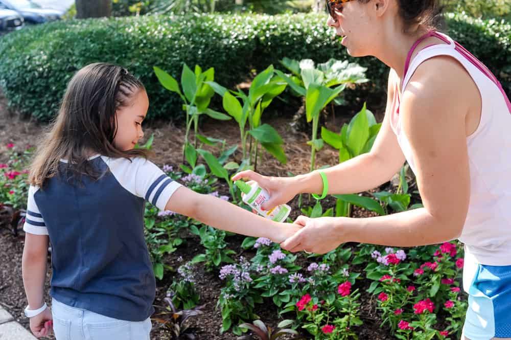 essential oil mosquito repellent for kids