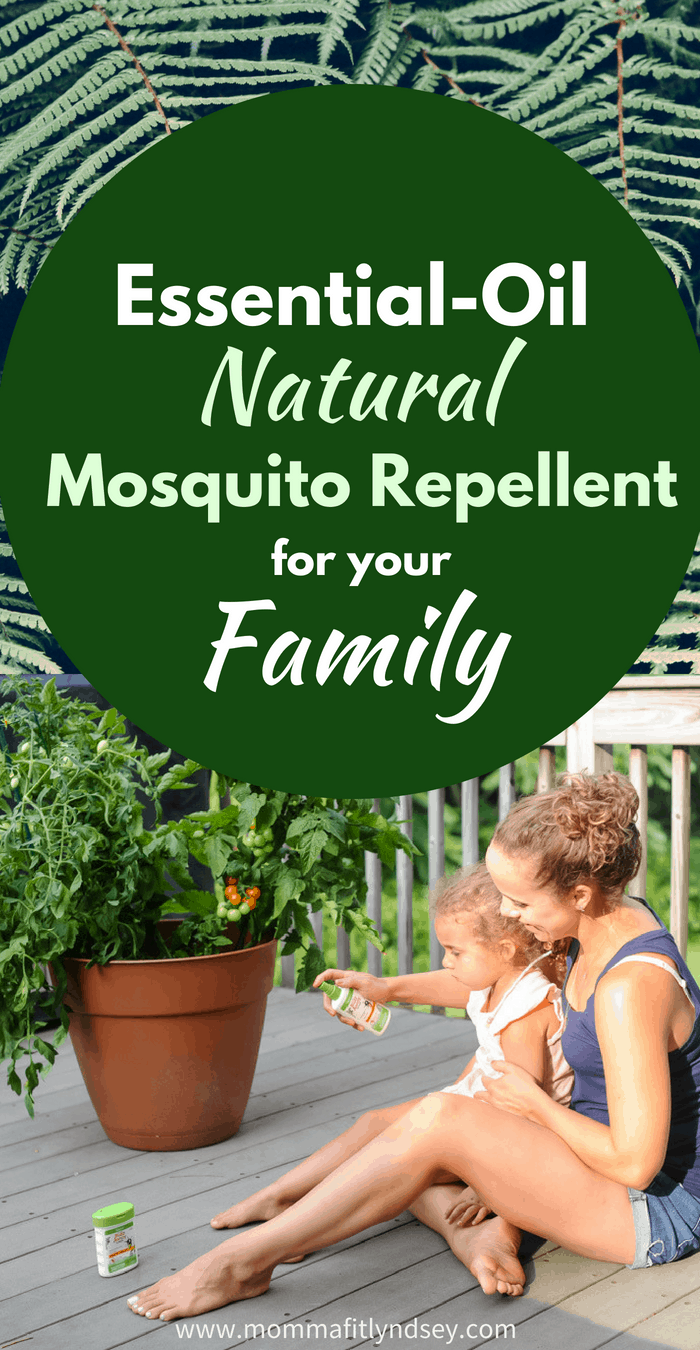 essential oil mosquito repellent for kids and for home