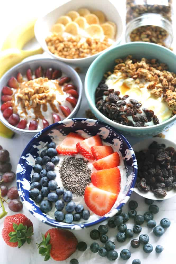 easy healthy desserts for a crowd that is kid-friendly