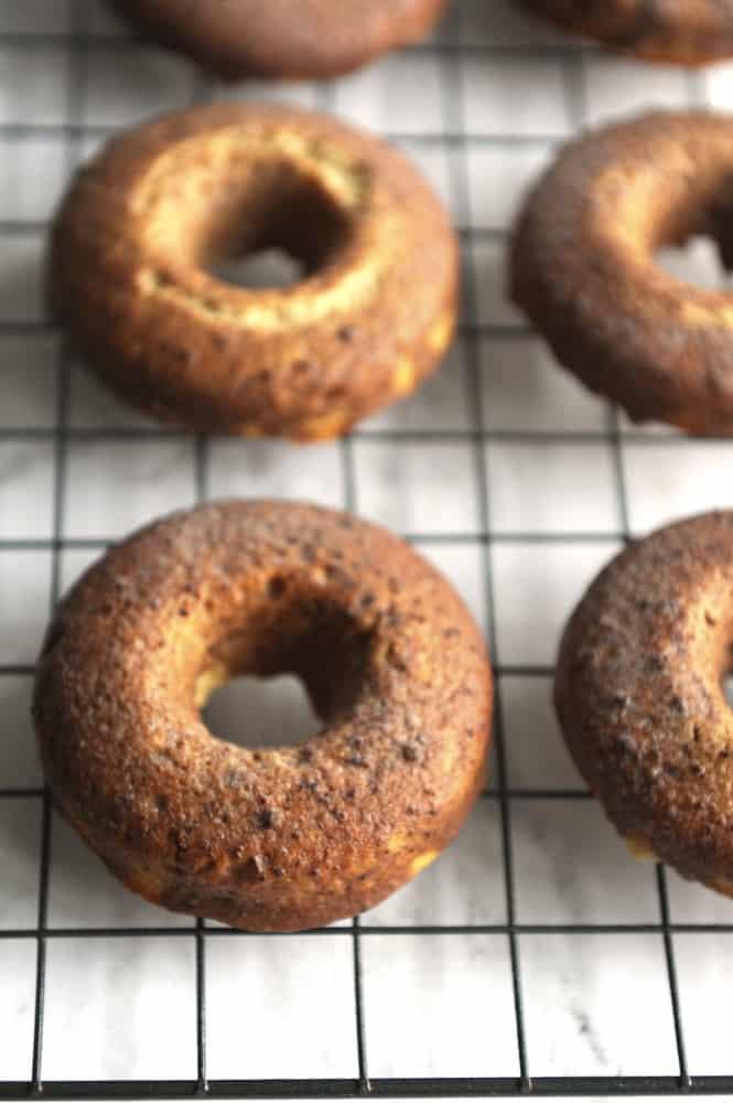 easy keto breakfast recipes like chocolate keto donuts