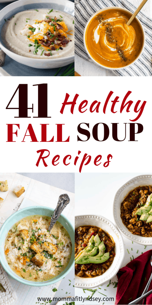 healthy fall soup recipes for quick easy healthy weeknight dinner