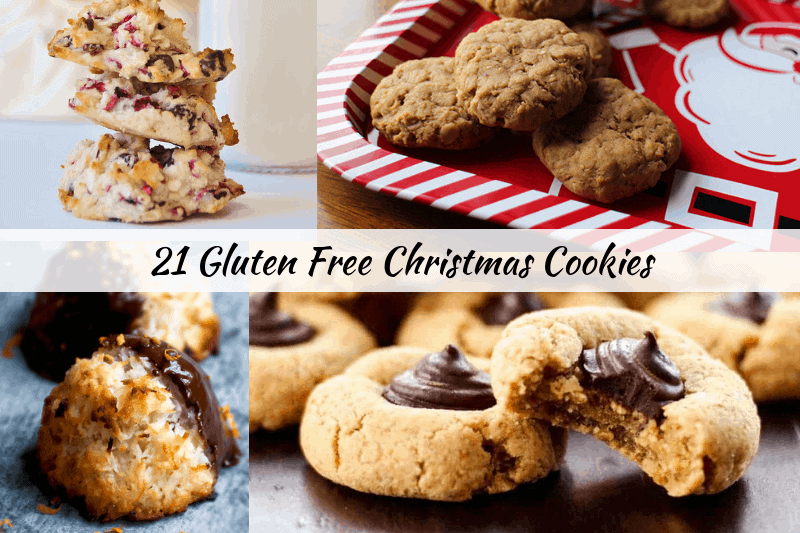 21 gluten free christmas cookie ideas for easy gluten free holiday baking