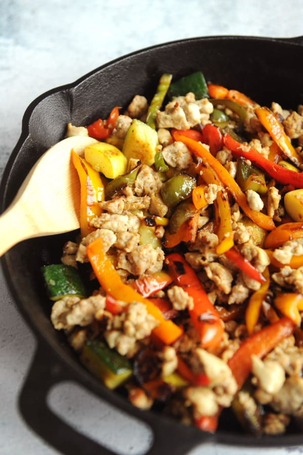 easy weeknight recipes that are healthy and quick to make
