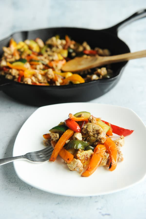 healthy ground turkey recipes for easy weeknight dinner