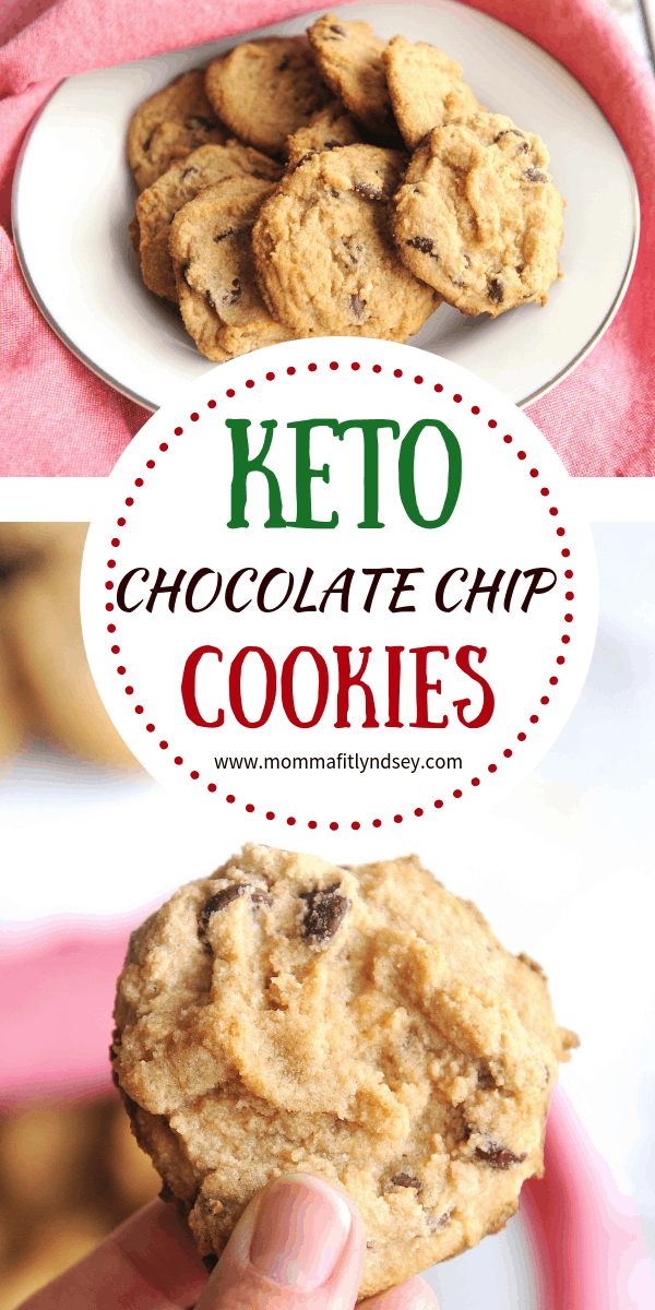 keto chocolate chip cookies recipe for low carb cookie recipes and keto baking