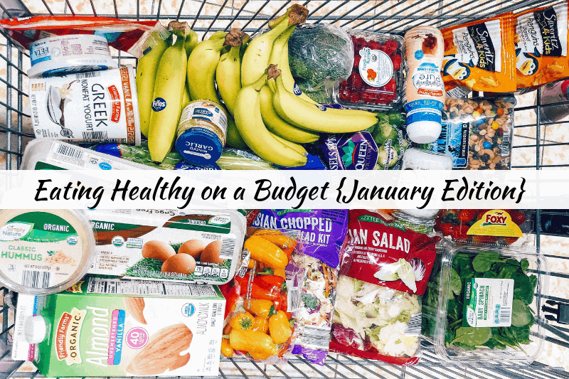 Looking to learn how to start eating healthy on a budget? healthy Lifestyle Blogger Momma Fit lyndsey is sharing her monthly meal plan to help you keep your grocery budget in line