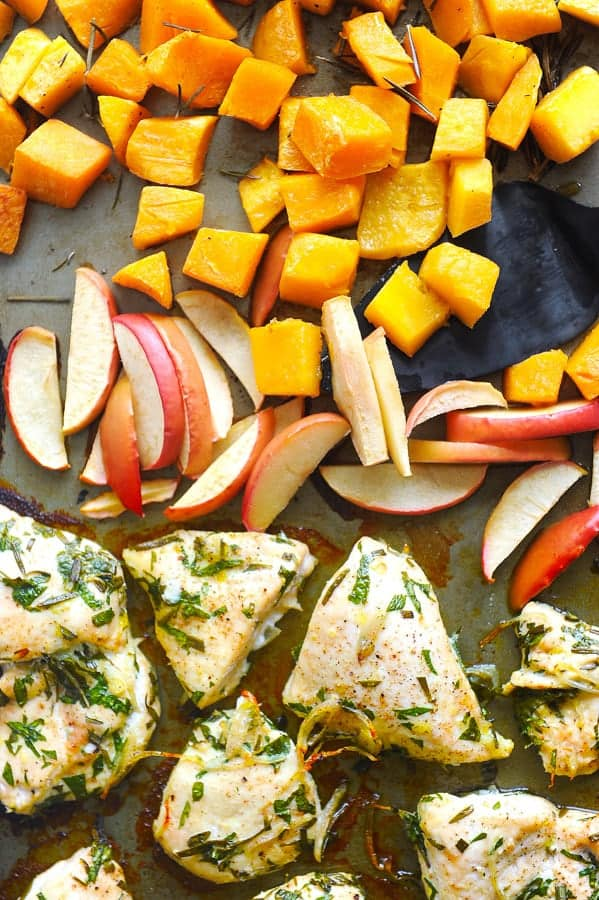 healthy baked chicken recipe for a cozy and delicious one pot meal for busy weeknights