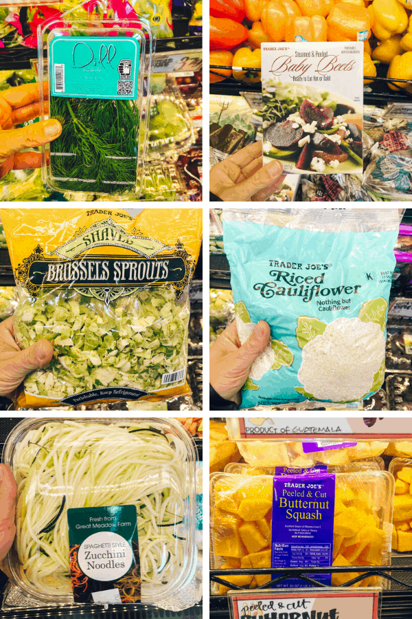 Trader Joes Whole 30 List for you to complete Whole30 with Whole30 compliant foods. A list updated for 2019 and 2020 items at Trader Joe's including a printable shopping list.