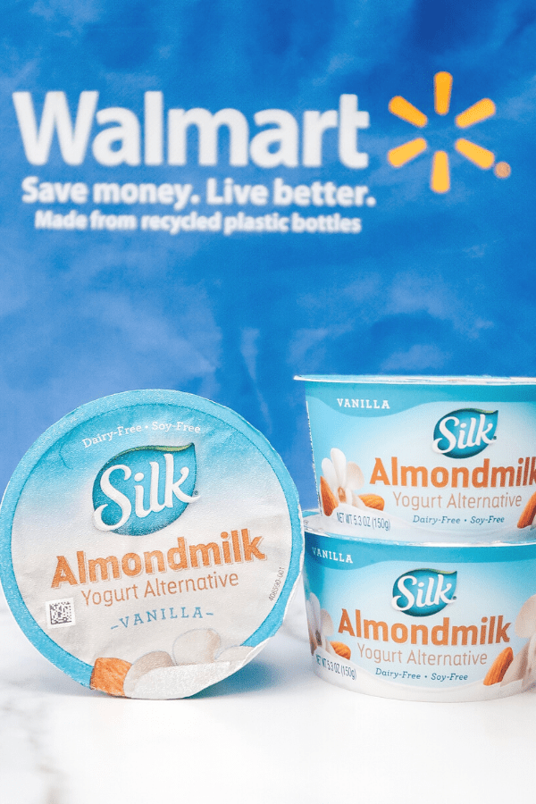 silk almondmilk yogurt alternative available at walmart