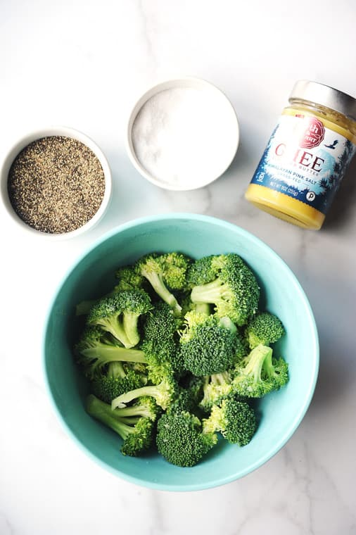 how to make air fryer broccoli