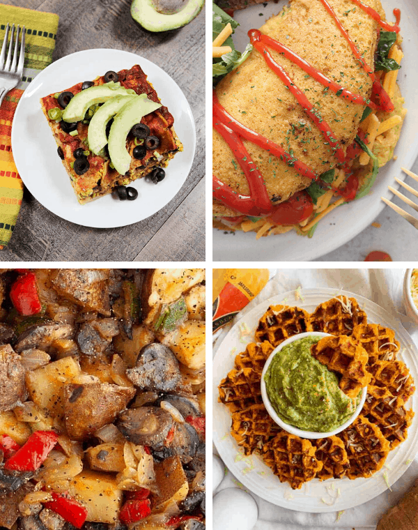 Plant Based Breakfast Recipes For The Savory Fan