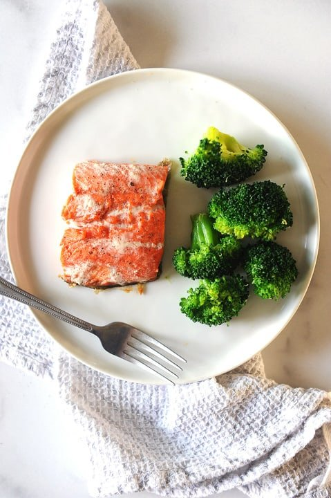 whole30 salmon recipe for dinner