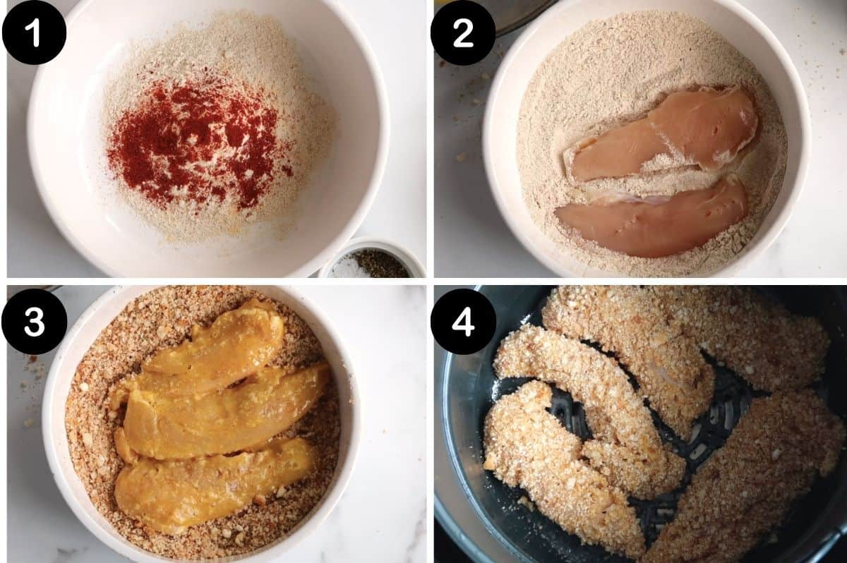 steps for making this recipe