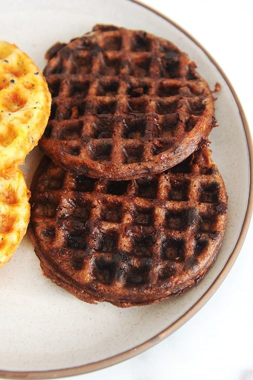 chocolate chaffle recipe that is keto