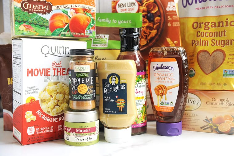 iHerb grocery delivery