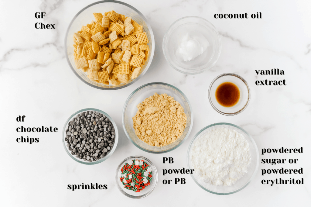 ingredients for skinny puppy chow